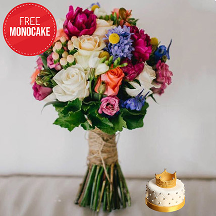 Bunch Of Happiness and Free Mono Cake: Gifts for Pisceans