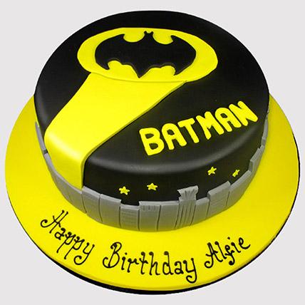 Batman Themed Cake: Batman Cakes