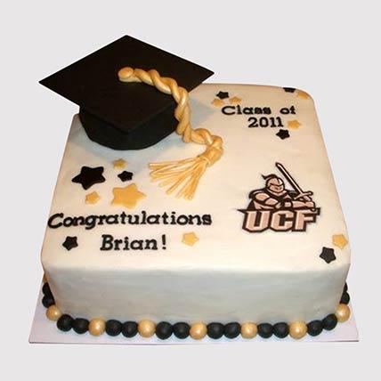 UCF Graduation Cake: Graduation Cakes