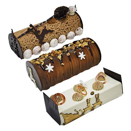 Flavoursome Log Cakes: Log Cake