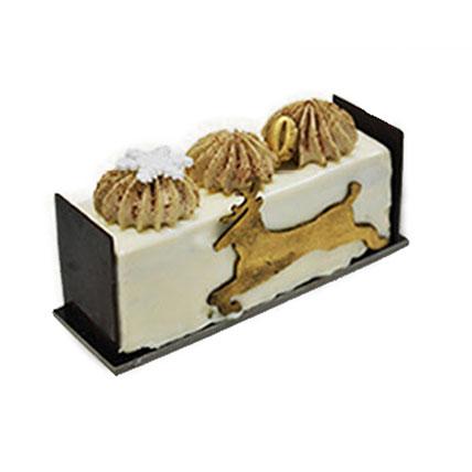 Tiramisu Mono Log Cake Combo: Log Cakes