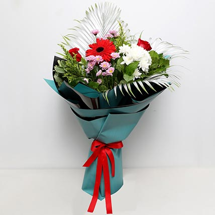 Majestic Flower Bouquet: Fathers Day Flowers to Ras Al Khaimah