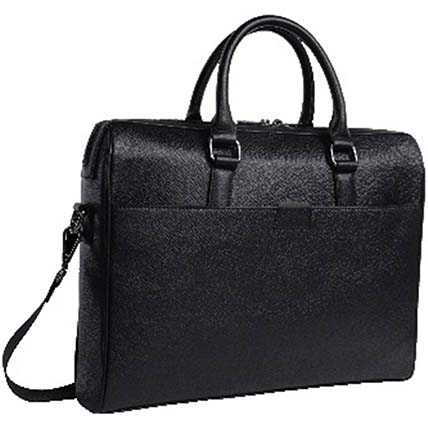 Slim and Compact Laptop Bag: Handbags