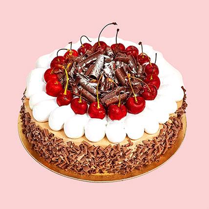 4 Portion Blackforest Cake: Black Forest Cake