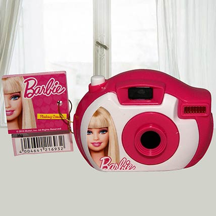 Barbie Camera Toy With Candies Set of 2: Candies