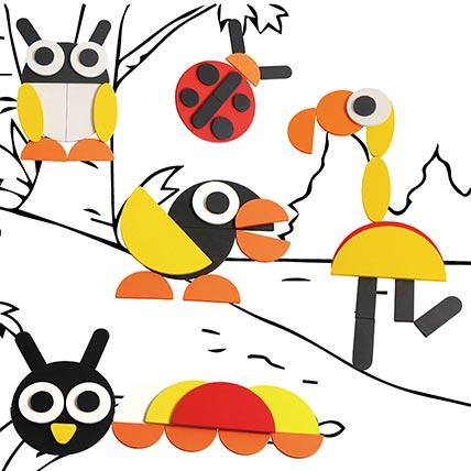 Animal Puzzle: