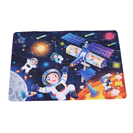 Astronaut Puzzle Box: Buy Puzzle for Kids