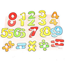 Numeric Digits Hand Catch Puzzle: Buy Puzzle for Kids