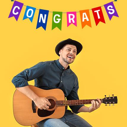 Musical Congratulations: Digital Gifts
