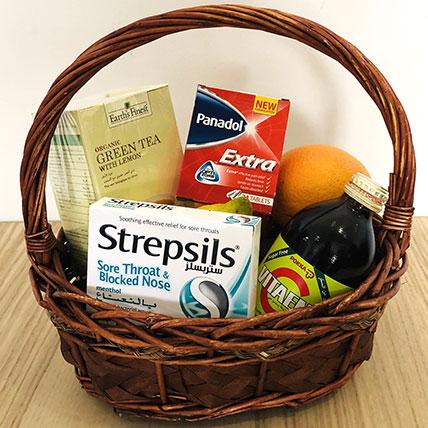 Richful Vitamin C Basket: Self Care Kits