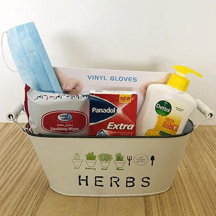 Safety Pack Set: Self Care Kits