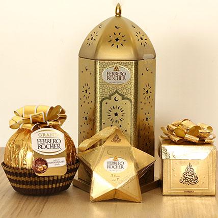 The Special Ferrero Rocher Set: Ramadan Gifts
