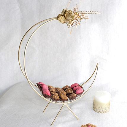 Assorted Crunchy Belgian Chocolate Dates: Ramadan Gifts