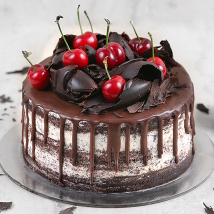 Delicate Black Forest Cake: Black Forest Cakes
