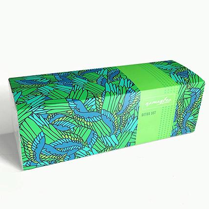 Detox Set Of 3 Tea Box Assortment: