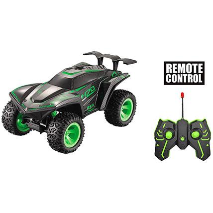 Climbing Stunt Remote Control Car - Green: Remote Control-toys