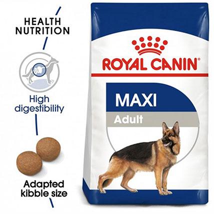 Size Health Nutrition Maxi Adult 4 Kg: Pet Care