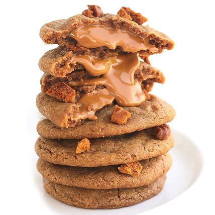 Lotus Stuffed Cookies: Cookies