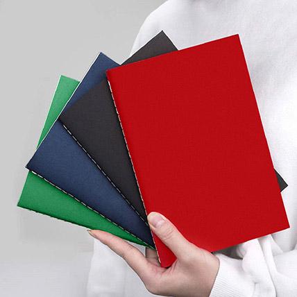 Set Of 4 Notebooks: