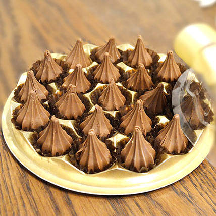 21pcs Chocolate Modak Set: Ganesh Chaturthi Gifts