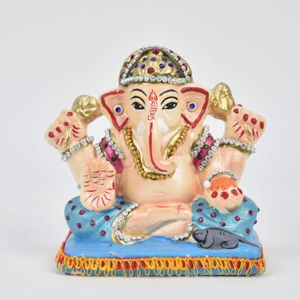Eco Friendly Lord Ganesha Idol: