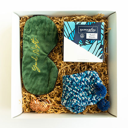Harmony For Mind and Body Hamper: