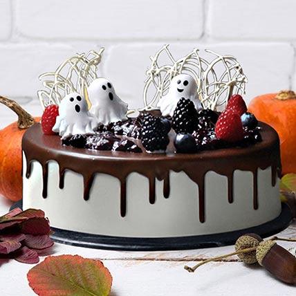 Halloween Casper Cake: Halloween Gifts