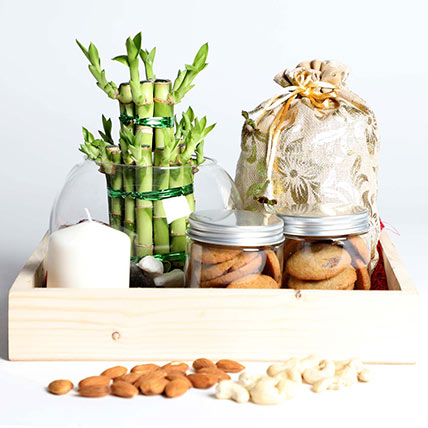 Snack Treat with Bamboo: Food Gifts