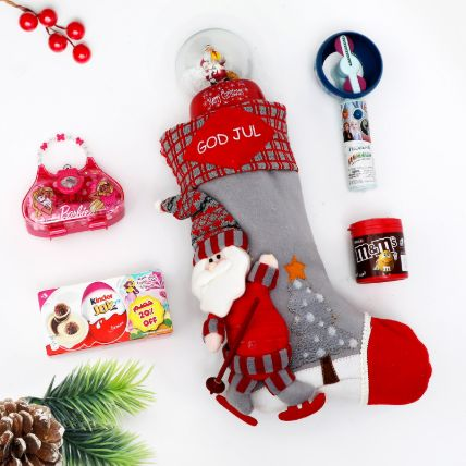 Stocking Filled With Surprises:
