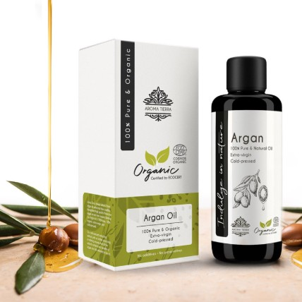 Organic Argan Oil: Personal Care Products