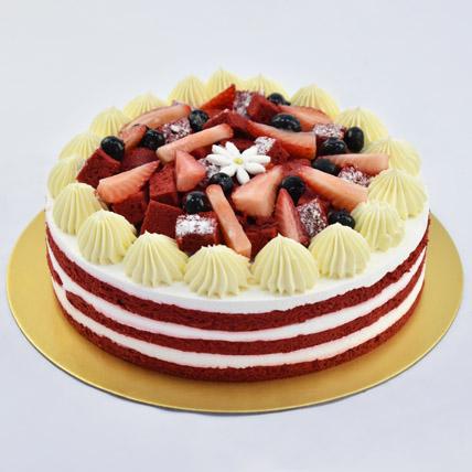Red Velvety Cake: Red Velvet Cake