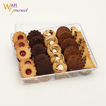 Petit Four Assorted Cookies: Wafi Gourmet