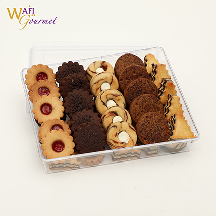 Petit Four Assorted Cookies: