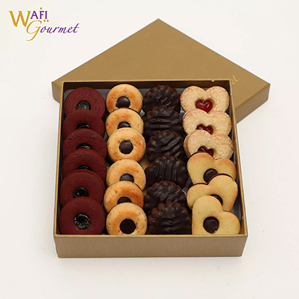Petit Four Assorted Cookies 680g: