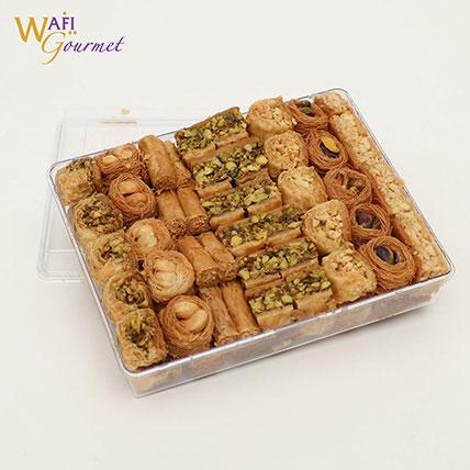 A Box of Assorted Baklava 835g: