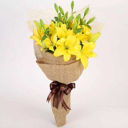 Lilies Pretty As You Are: Order Flowers