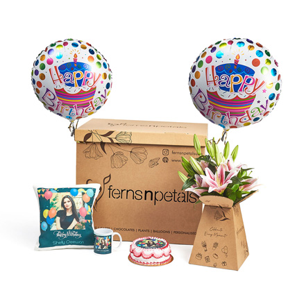 Because Its Your B Day Gift Box: Premium Gifts
