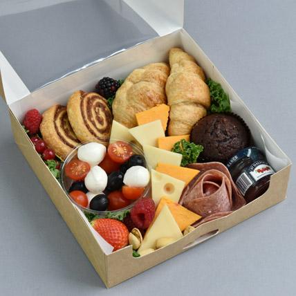 Breakfast Feast Box: Bakery