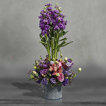 Delicate Beauty of Flowers: