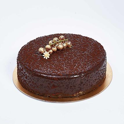 Dark Chocolate Cake:  Business Gifts