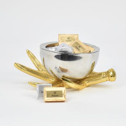 Patchi Chocolates in Premium Bowl: Patchi Chocolate Dubai