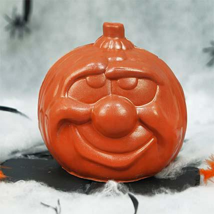 Happy Pumpkin Chocolate: Halloween Candy