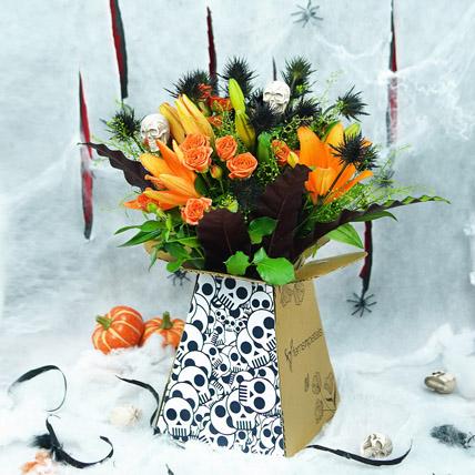 Ghosts Flowers Arrangement: