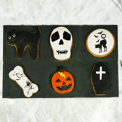 Halloween Favourite Cookies Collection: Halloween Candy