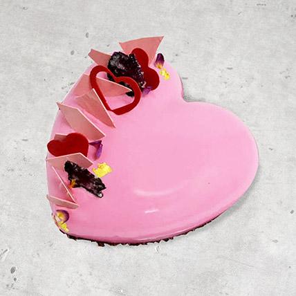Valentine Love Cake: Valentine Cakes to Al Ain