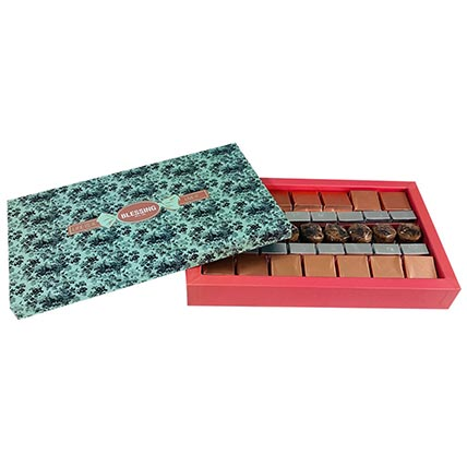 Milk Chocolate Delight Large Assorted Chocolate Gift Box: Send Gifts to Lebanon