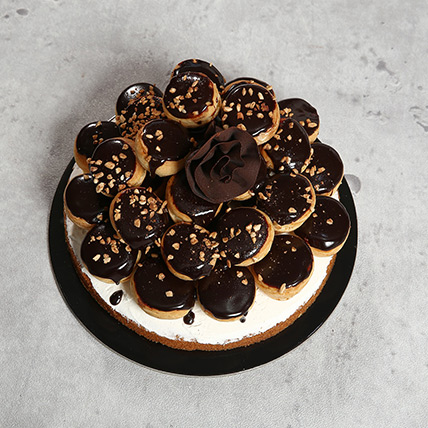Chocolate Profiterole OM: Send Cakes to Oman