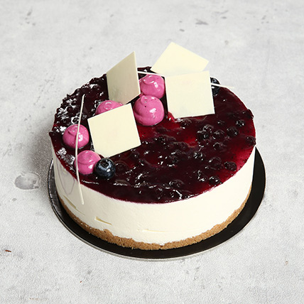 Four Blueberry Cheesecake OM: Send Cakes to Oman