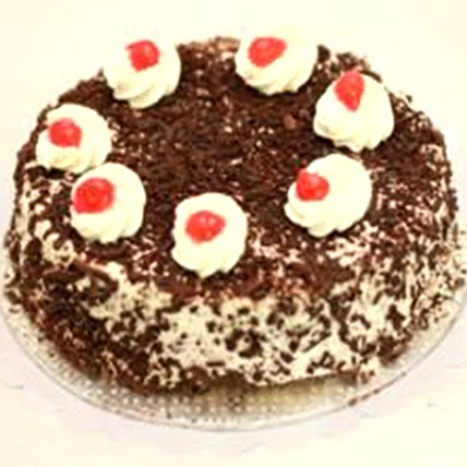 Delicious Black Forest Cake: Send Gifts To Pakistan