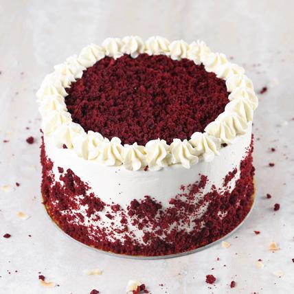Creamy Red Velvet Cake: Send Cakes To Pakistan